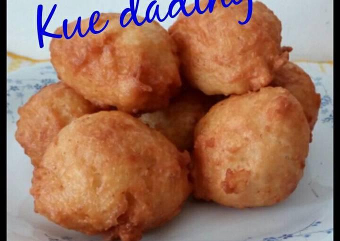 Resep: Kue dading