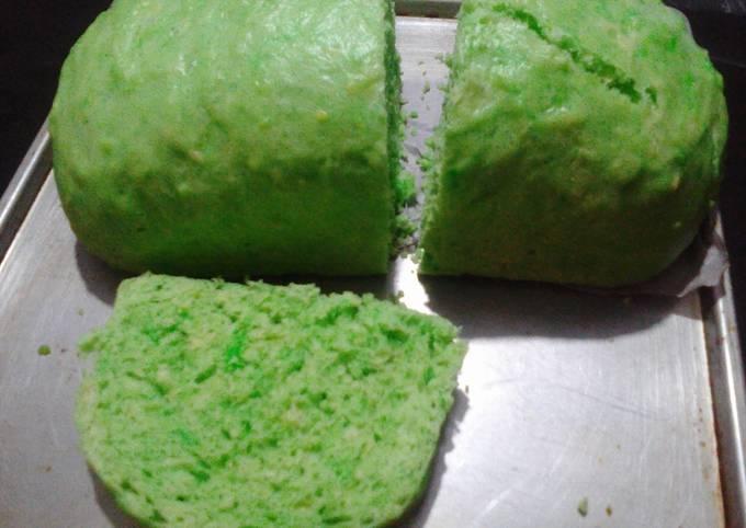 Resep Roti Tawar Kukus no mixer no oven anti gagal