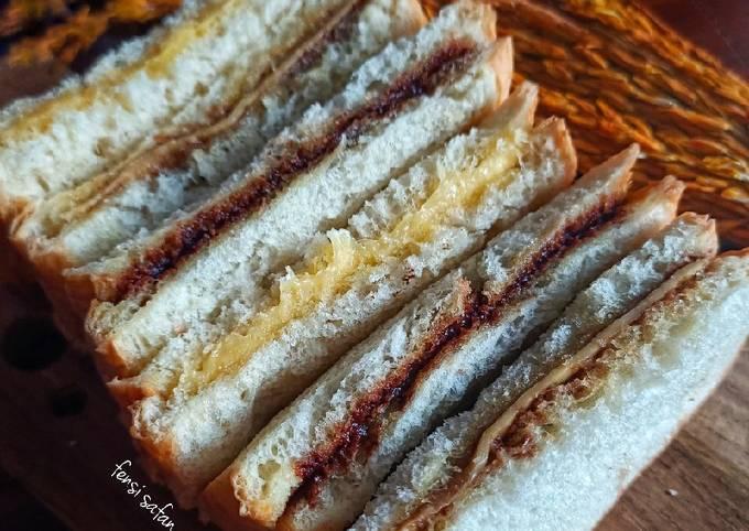 Kukus Roti Tawar