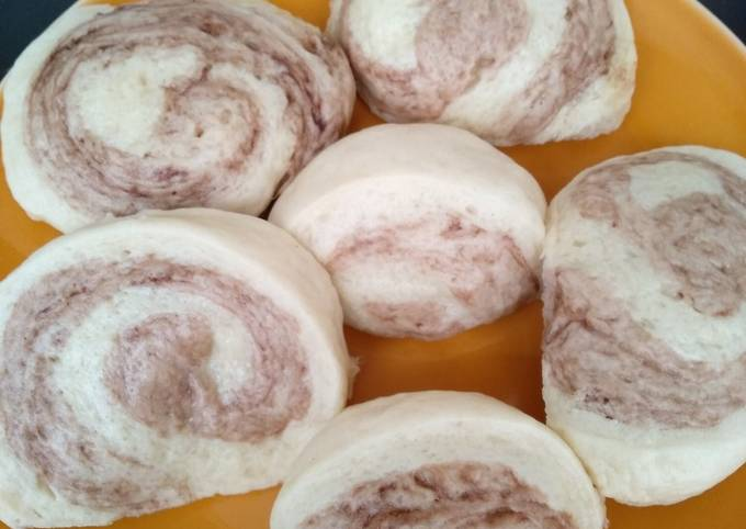 Resep: Mantou steamed bun