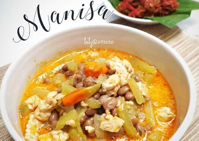 Resep Sambal goreng manisa