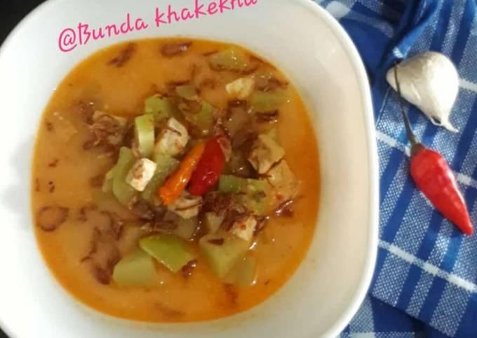 Resep: Sambal goreng manisa