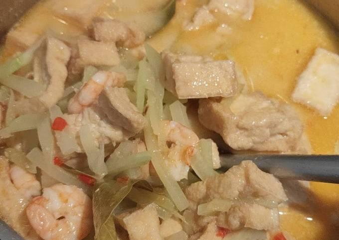 Resep: Sambel goreng manisah