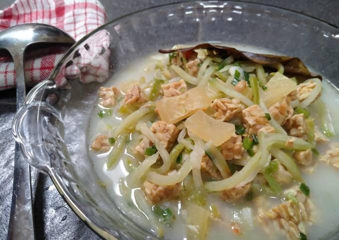 Resep: Sambel goreng Manisa, Tempe, cecek