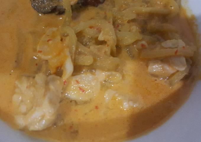 Resep: Sambel goreng manisa
