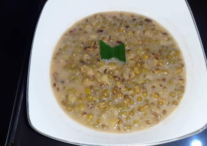 Resep Bubur kacang ijo 5 30 7