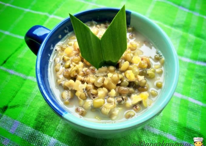 Resep Bubur kacang ijo simple