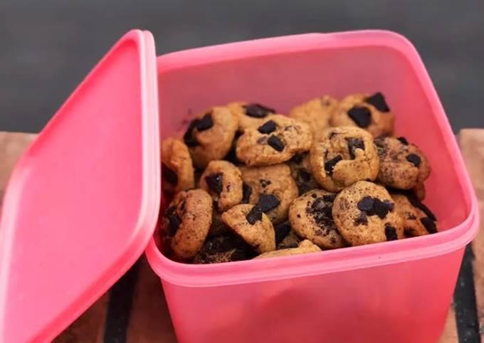 Resep: Kue kering chococip oreo ala good time