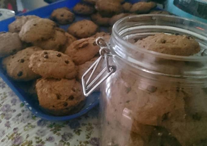 Resep: Good time cookies