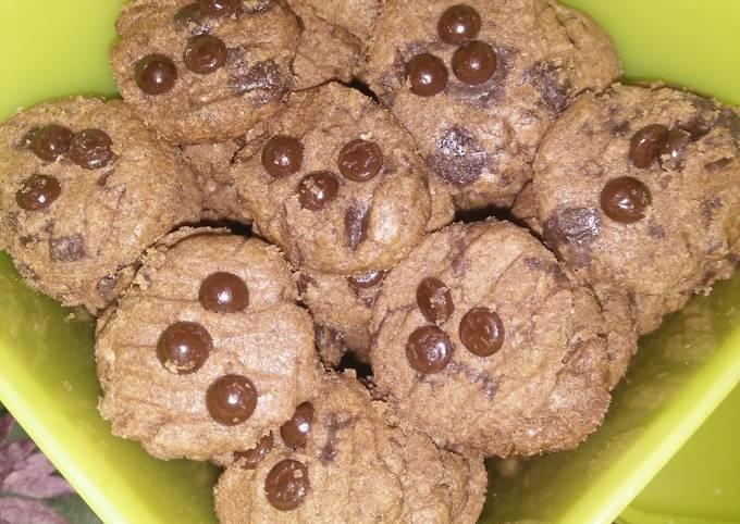 Resep Goodtime cookies