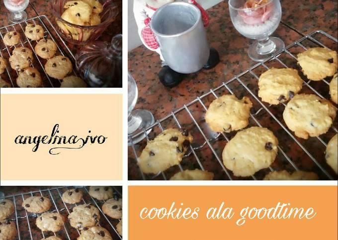 Resep: Cookies ala goodtime good time