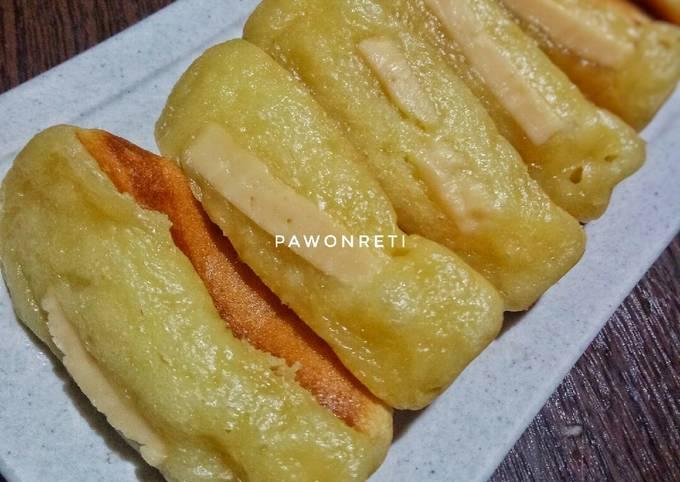 Resep: Pukis Tape Singkong (Eggless)
