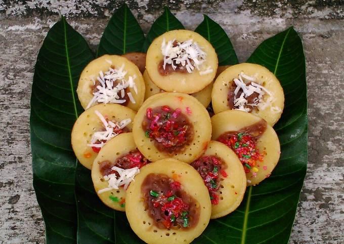 Resep Pukis jagung eggless🌽