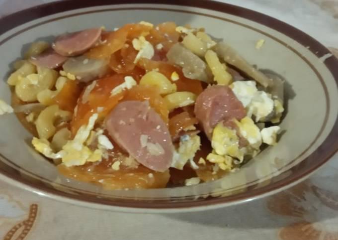Resep: Seblak telur