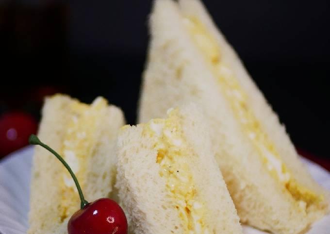 Resep: Egg Mayo Sandwich