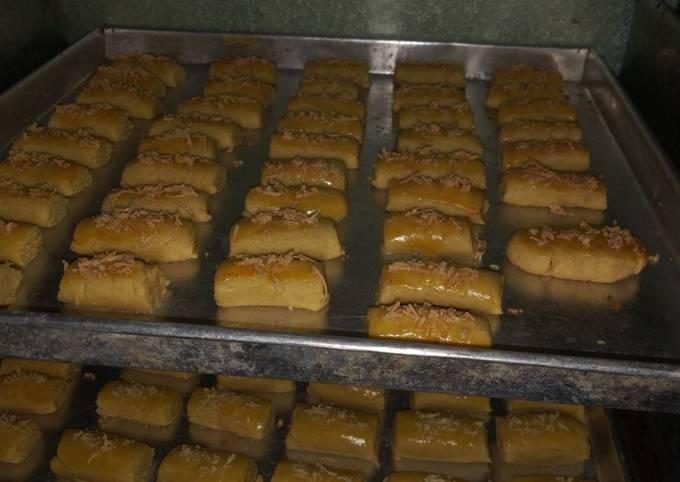 Resep: Kastangel aka kue kering keju resep hemat rasa nikmat