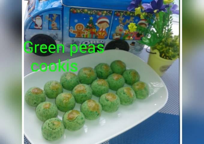 Resep Green peas cookies