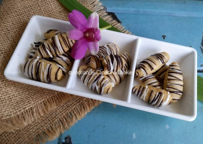 Resep: Capucino Cookies #day26