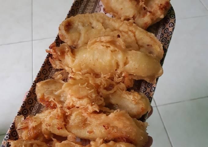 Resep: Pisang goreng kriuk