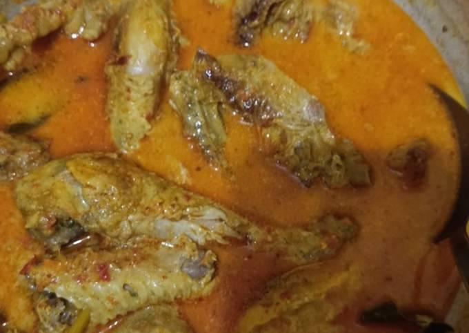 Resep: Ayam Lodho khas Trenggalek