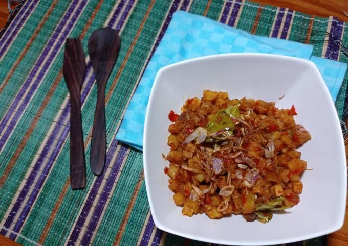 Resep Sambel goreng kentang