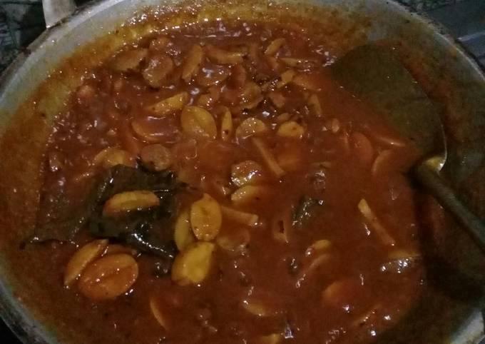 Resep Sambal goreng jengkol