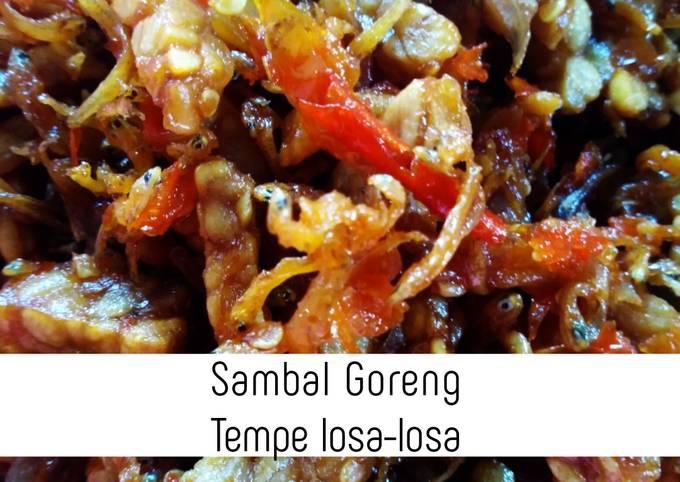 Resep Sambel Goreng tempe losa-losa