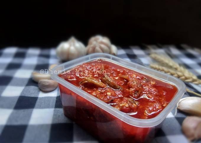 Resep: Sambal goreng ikan teri