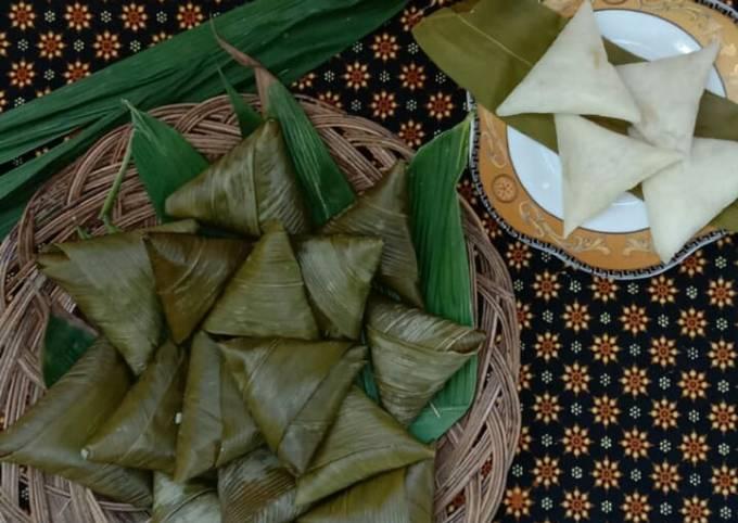 Resep: Sumpil(ketupat daun bambu)