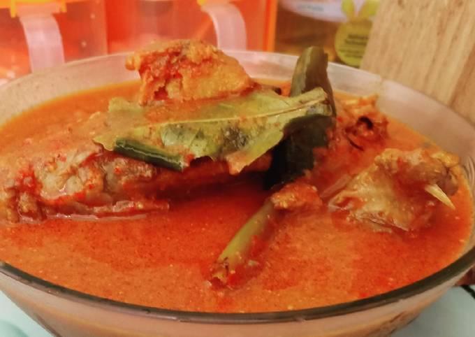 Resep Rendang ikan dapur ardani