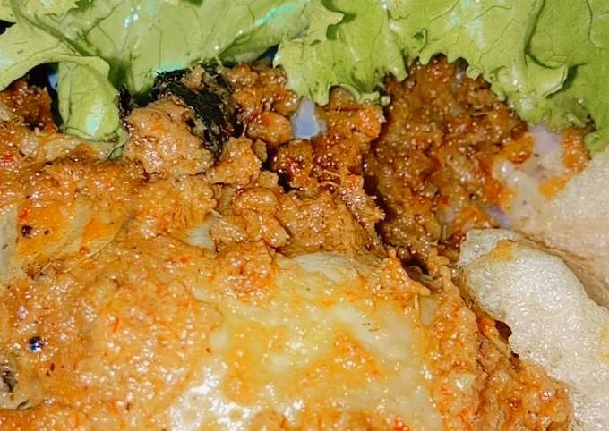 Resep Rendang ayam