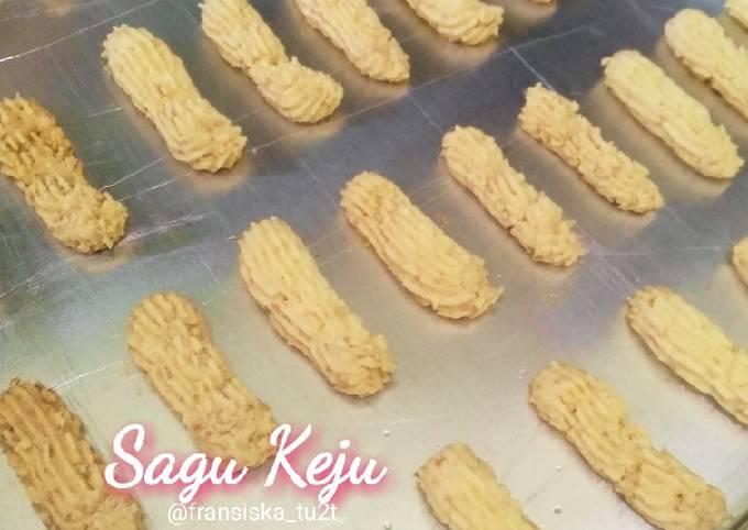 Resep Sagu keju