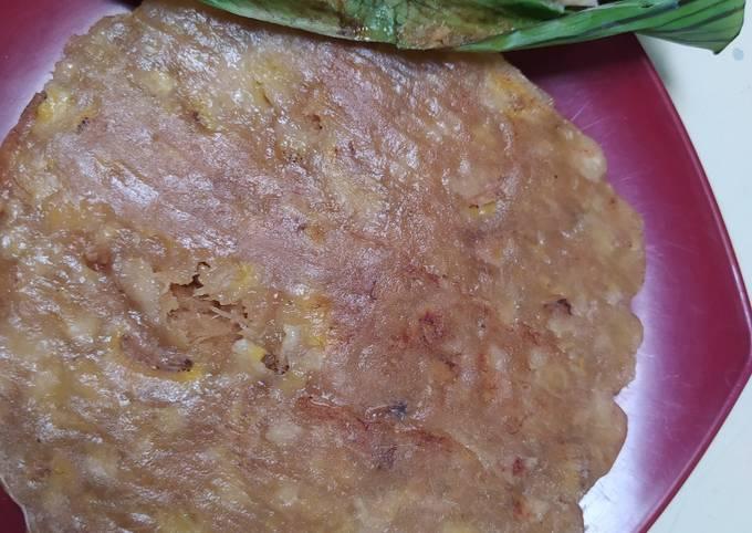 Resep: Lompong sagu (khas Sumatera Barat)