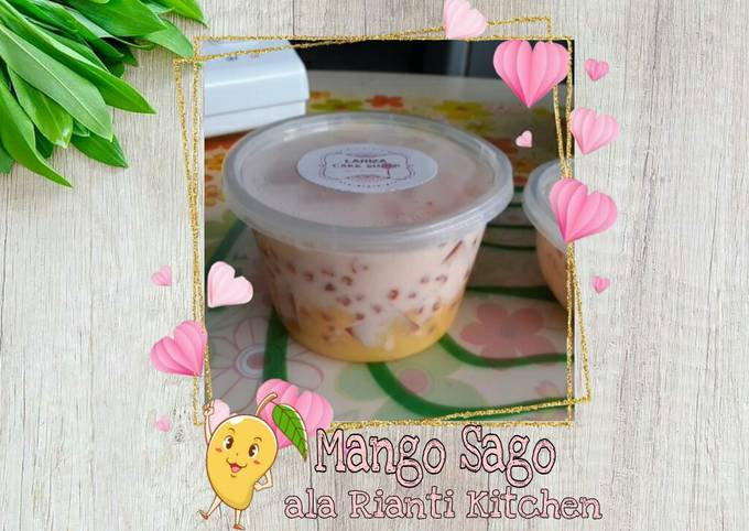 Resep: Mango Sago ala Rianti Kitchen