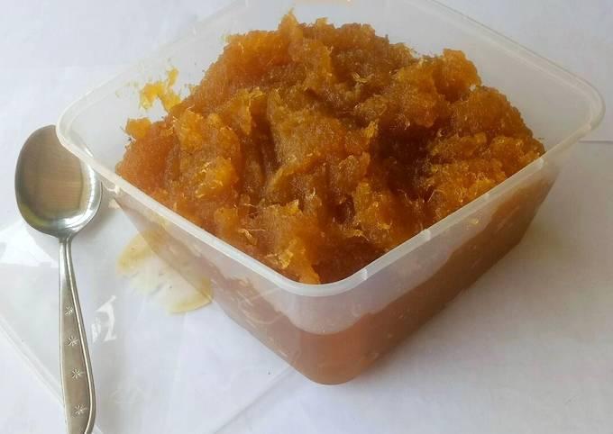 Resep: Selai nanas (untuk isi nastar)