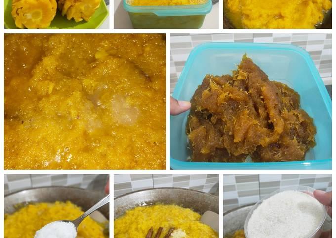 Resep Selai Nanas isian kue nastar