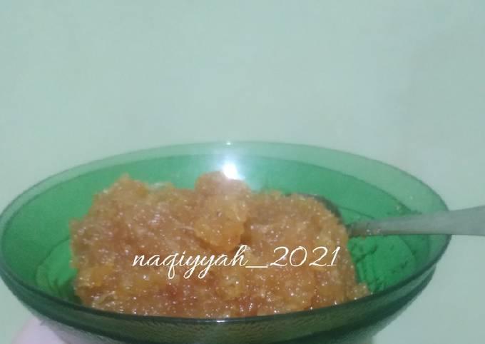 Resep: 215. Selai nanas untuk isian nastar