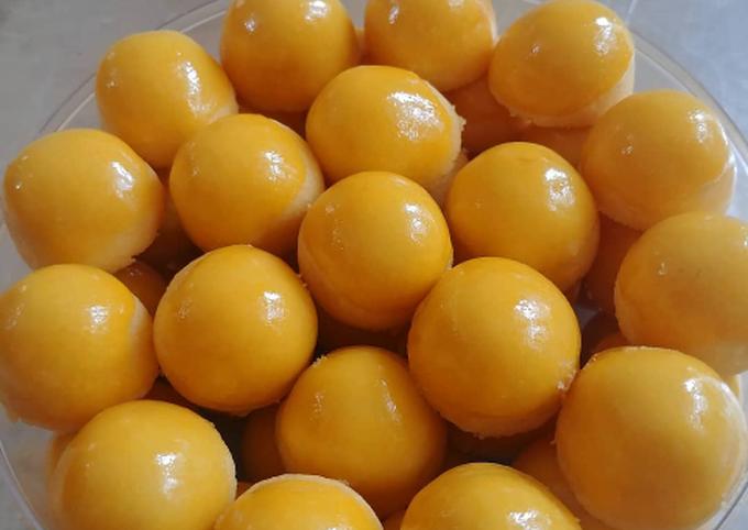 Resep Kue nastar nanas dan durian