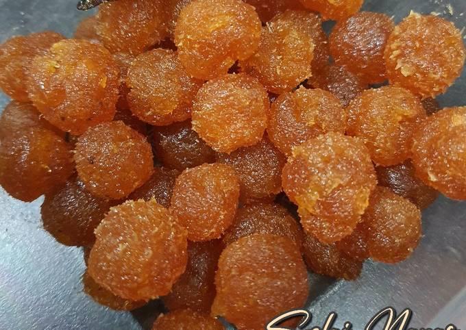 Resep Homemade selai nanas (isian nastar)
