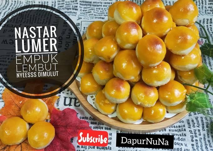 Resep Nastar lumer resep by @tintinrayners