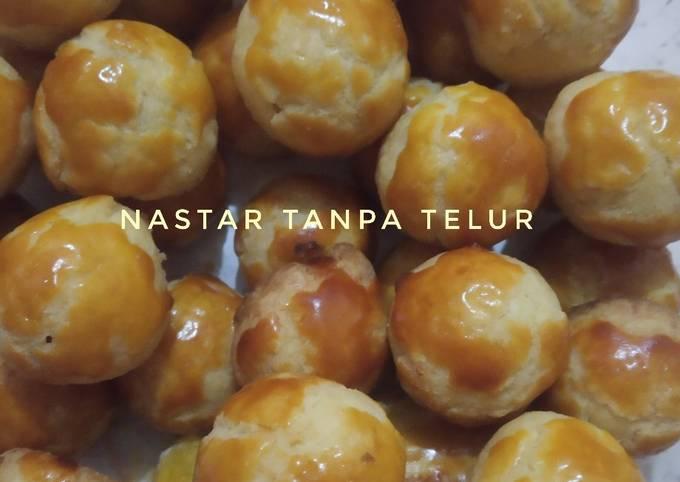 Resep Nastar tanpa telur