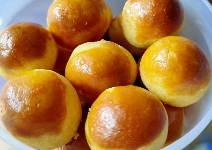 Resep Nastar 2 telur isi selai nanas favoritkuu
