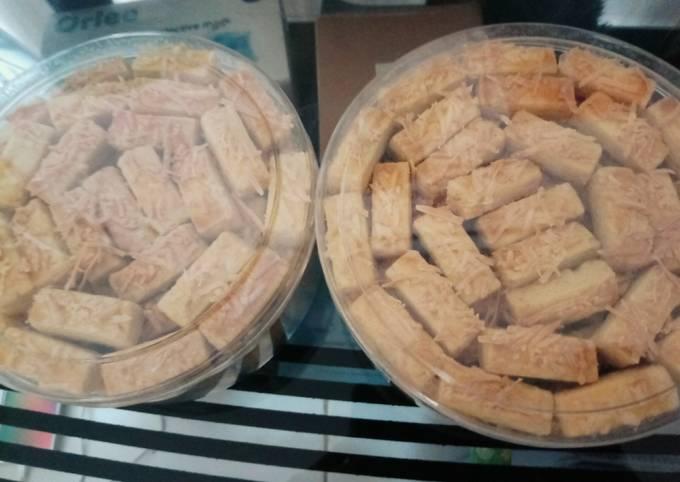 Resep: Kastengel keju