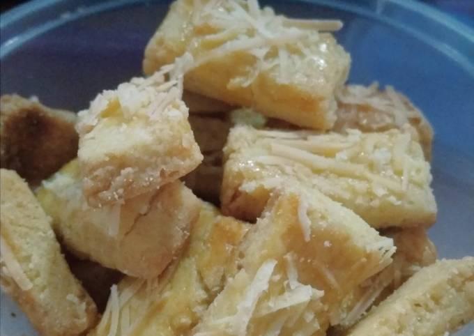 Resep Kastengel (kue Keju)