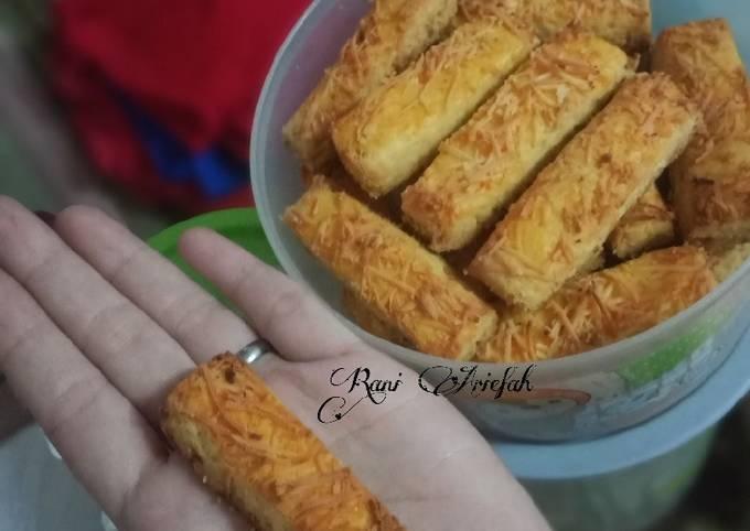 Resep: Kastangel crunchy