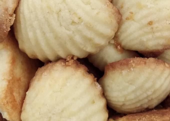Resep: Kue keju butter bukan kaastangel