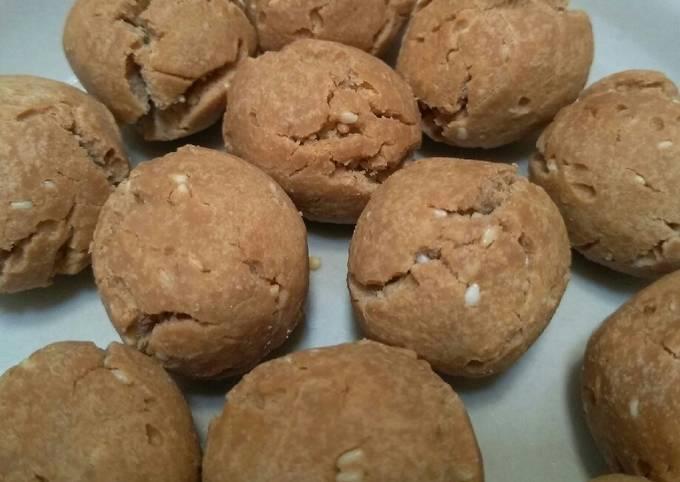 Resep Keciput gula palem (gluten free)