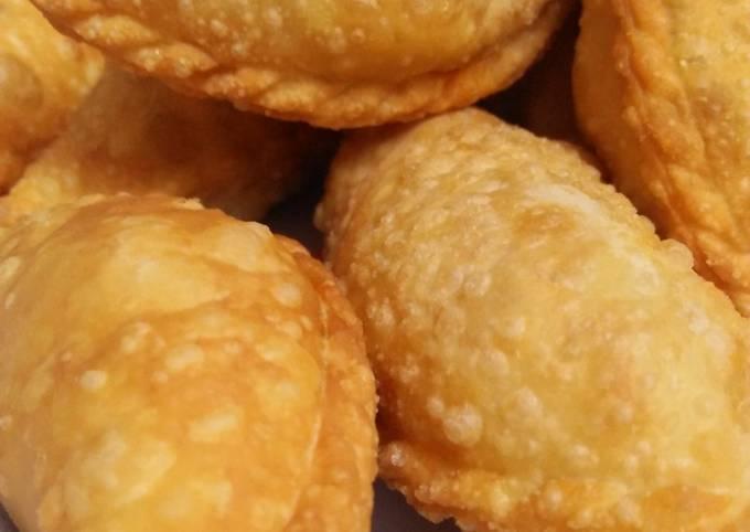 Resep: Pastel inti kentang