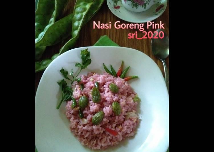 Nasi Goreng Pink