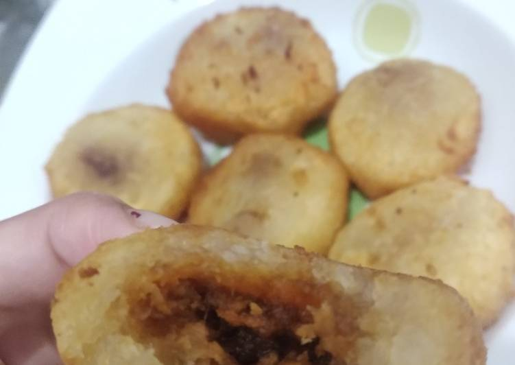 Resep: Onde-onde Ubi Kayu/ Singkong goreng yang menggugah selera